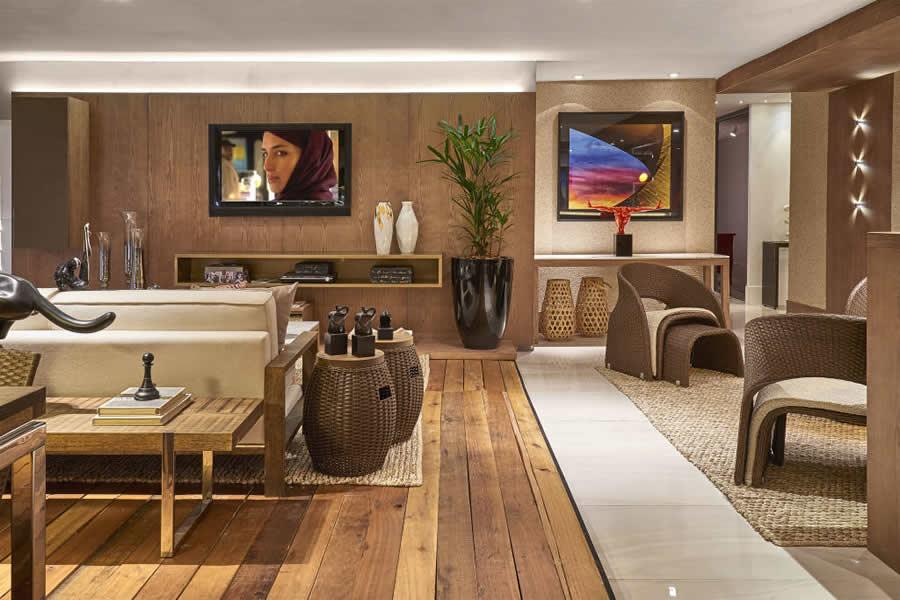 Design de interiores for Interiores de salas modernas