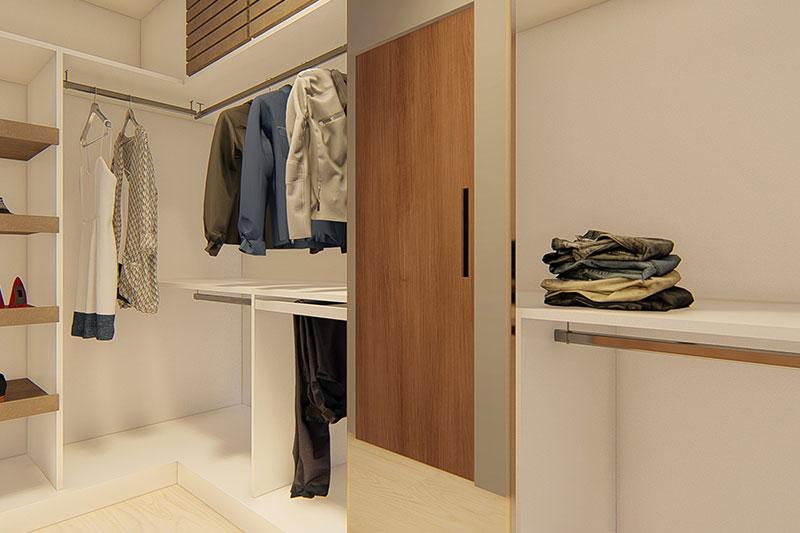 Closet Clean