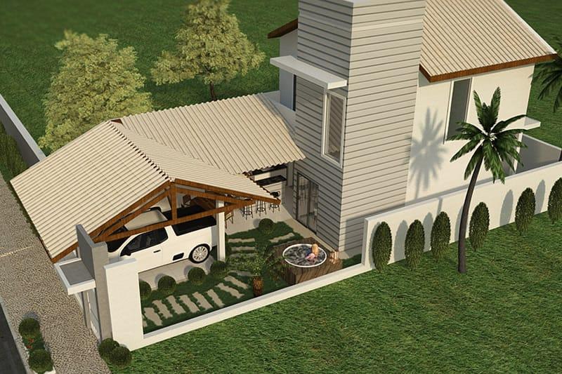 Planta de casa barata projetos de casas modelos de for Plantas baratas